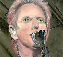 Don Felder at the Saratoga Mountain Winery 2013 by bernzweig