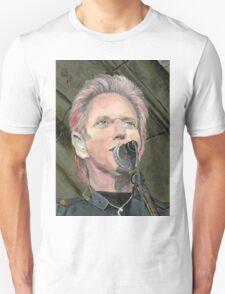 Don Felder at the Saratoga Mountain Winery 2013 T-Shirt