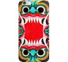 bali dragon x2 iPhone Case/Skin