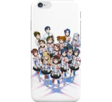 When the whole squad dressed on point iPhone Case/Skin