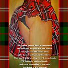 The Dancers Quick and Quicker Flew Burns Supper by taiche