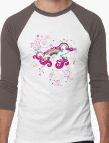 Utopia Men's Baseball ¾ T-Shirt