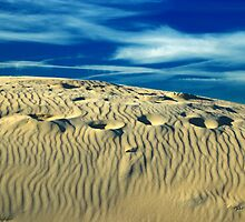 Sand In My Shoes by Pepijn Sauer