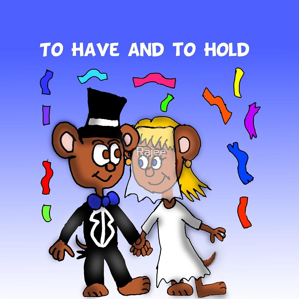 Married Mice  by Rajee