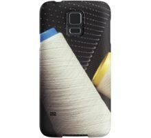 Cotton Yarn Coil Samsung Galaxy Case/Skin
