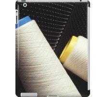 Cotton Yarn Coil iPad Case/Skin