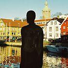 "The ""Iron Man"" in Stavanger by julie08"