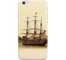 Bounty II - Saginaw River iPhone Case/Skin