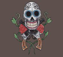 mexican skull by amnesiac