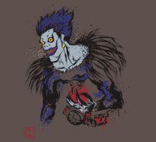 Shinigami (dark tee) by DrMonekers