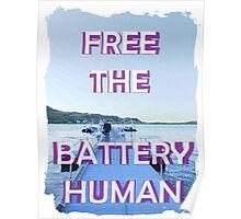 Stornoway - Battery Human Poster