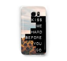 Lana Del Ray Lyrics Samsung Galaxy Case/Skin