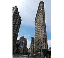 Flatiron Building, NYC Photographic Print