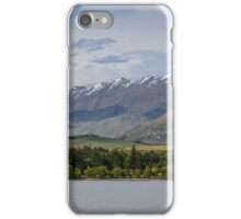 Lake Wanaka in New-Zealand iPhone Case/Skin