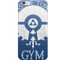 Castle Town Gym Leader iPhone Case/Skin