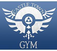 Castle Town Gym Leader Photographic Print