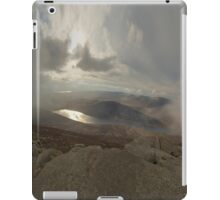 Panoramic View from Slieve Binnian iPad Case/Skin