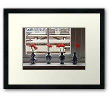 Two-One-Two-One - JUSTART © Framed Print