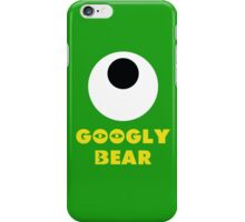 Googly Bear iPhone Case/Skin