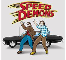 Speed Demons Photographic Print
