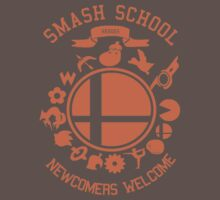 Smash School Newcomer (Orange) by Nguyen013