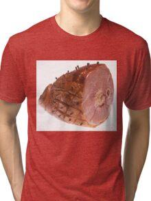 Glazed Ham Tri-blend T-Shirt
