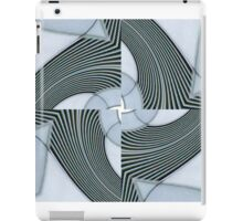 Whirly Gig Abstract iPad Case/Skin