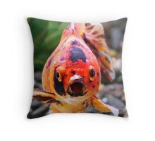 To My Astonishment  Throw Pillow