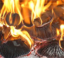 On Fire by atmbroke