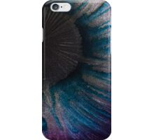 Abstract Colorful Sunburst iPhone Case/Skin