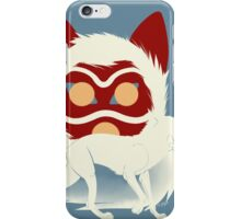 Wolfess protector iPhone Case/Skin