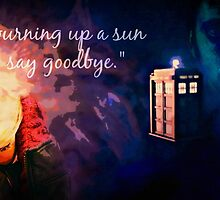 The Doctor and Rose by wowtennant