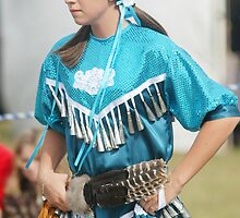 Jingle Dancer by Bill Gamblin