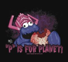 P is For Planet by mmarier