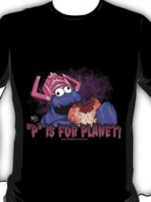 P is For Planet T-Shirt
