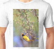 Southern Masked Weaver - Acrobatic Fun Unisex T-Shirt