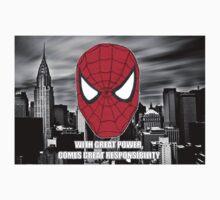 Spiderman Baby Tee