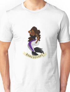 Demisexual Mermaid Unisex T-Shirt
