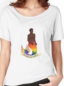 Gay Merman Women's Relaxed Fit T-Shirt