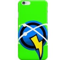 Captain Qwark Symbol  iPhone Case/Skin