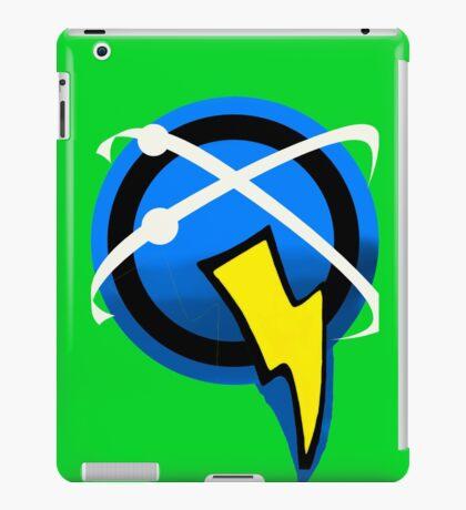 Captain Qwark Symbol  iPad Case/Skin