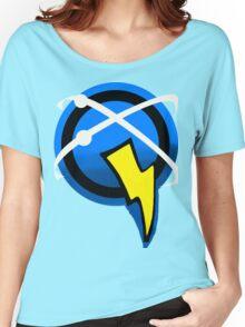 Captain Qwark Symbol  Women's Relaxed Fit T-Shirt