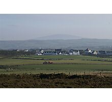 Northern Ireland Sheep Farm Photographic Print