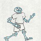 Skeleton by Dylan Mazziotti