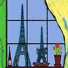 Paris Cat by FrankChapman