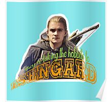 To Isengard! Poster