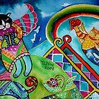 The Rainbow Bridge by Nira Dabush