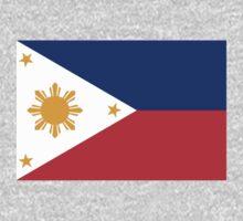 Philippine Flag by kayve