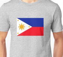 Philippine Flag Unisex T-Shirt