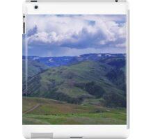 Wilderness....Whitebird, Idaho iPad Case/Skin